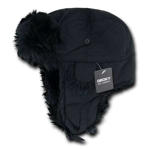 Aviator Hat Black