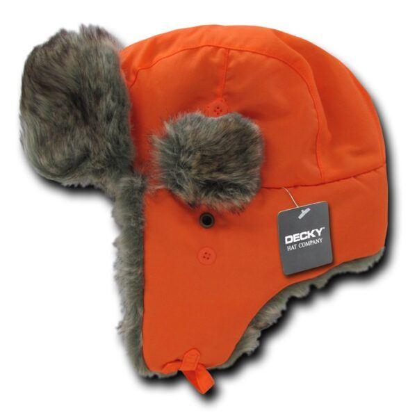 Aviator Hat Orange