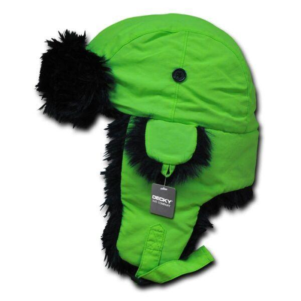 Neon Aviator Hat