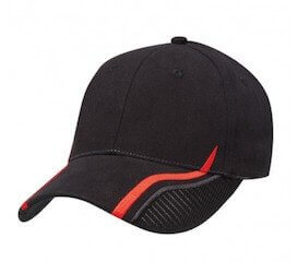 Downforce Cap Red