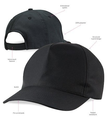 44bc064e3e5 Impact Cap - Branded Corporate Promotional Baseball Caps