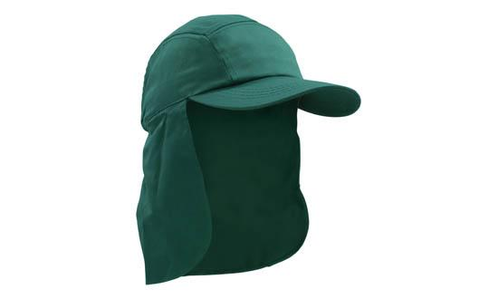 Poly Cotton Legionnaire Hat Bottle