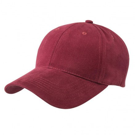 Premium Soft Cotton Cap Antique Cherry