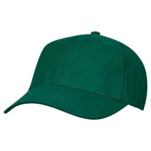 Premium Soft Cotton Cap Emerald