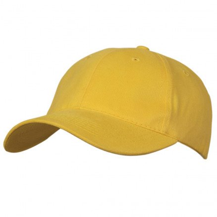Premium Soft Cotton Cap Gold