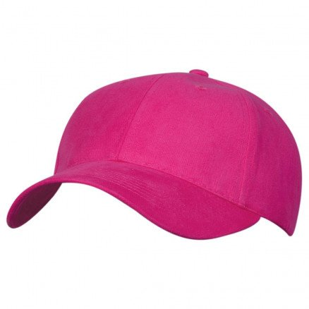 Premium Soft Cotton Cap Hot Pink