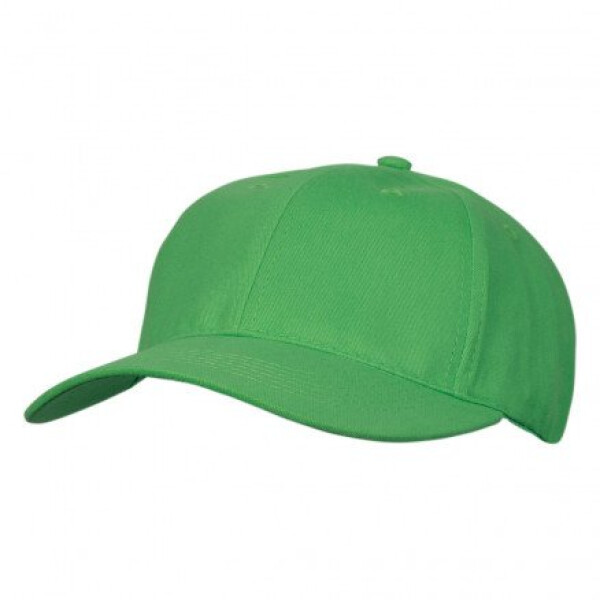 Premium Soft Cotton Cap Lime