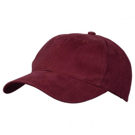 Premium Soft Cotton Cap Maroon