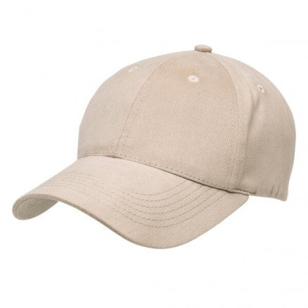 Premium Soft Cotton Cap Natural