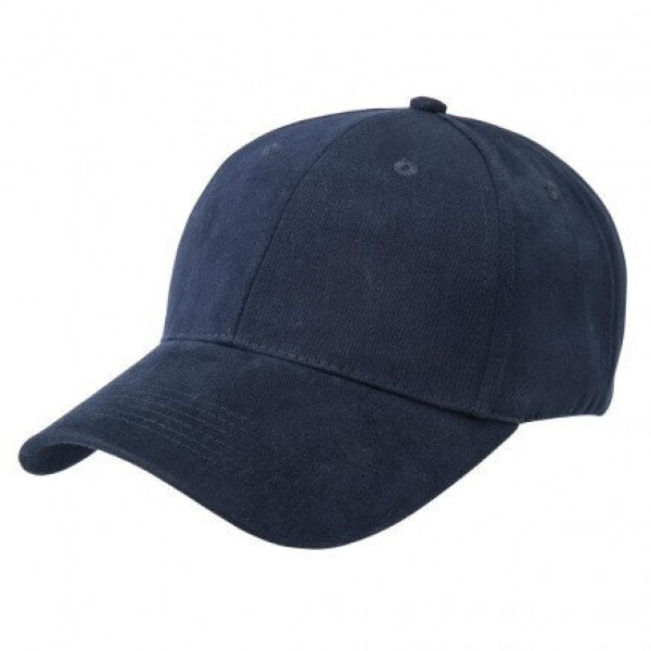 Premium Soft Cotton Cap Navy