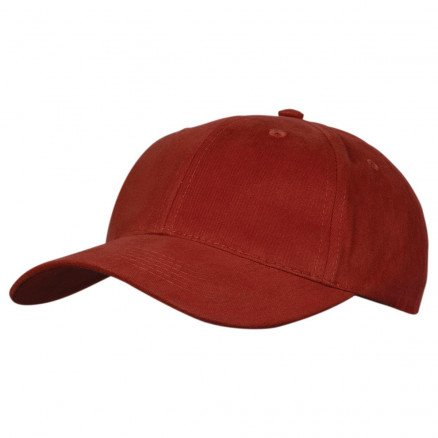 Premium Soft Cotton Cap Ochre