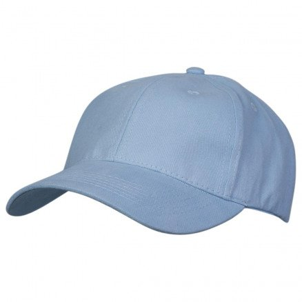 Premium Soft Cotton Cap Powder Blue