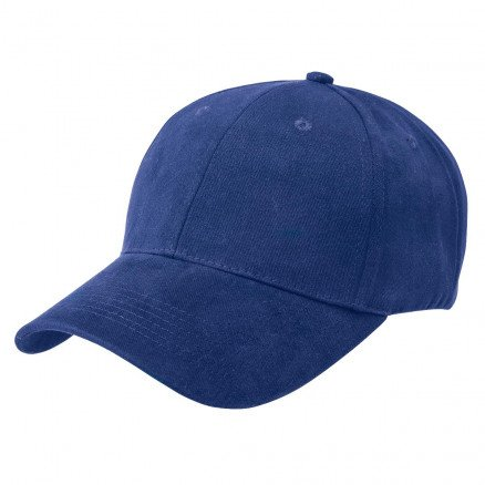 Premium Soft Cotton Cap Royal