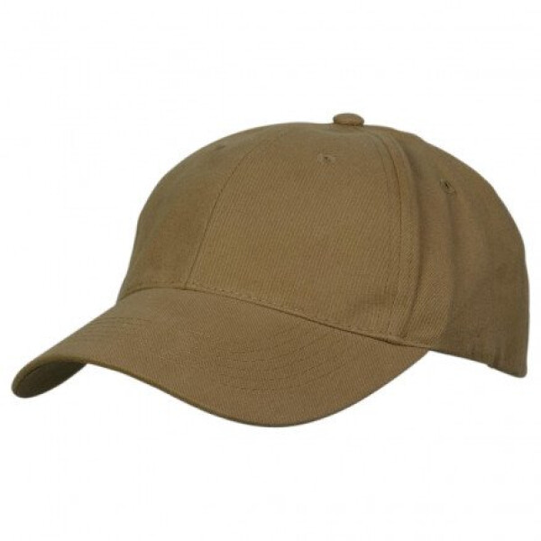 Premium Soft Cotton Cap Safari