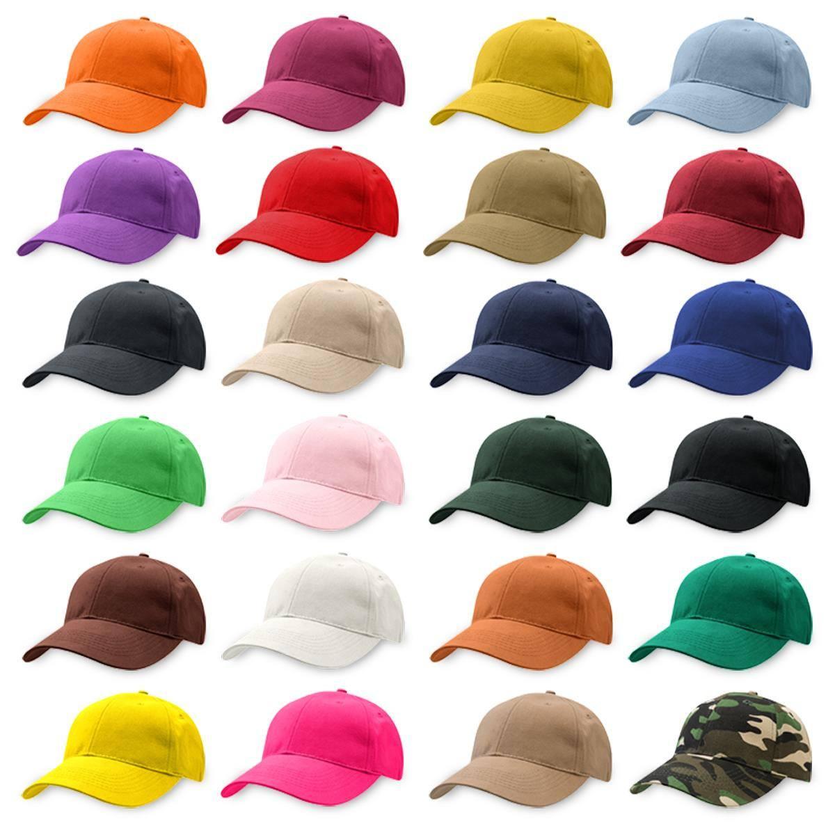 c90e27db8 Premium Soft Cotton Cap