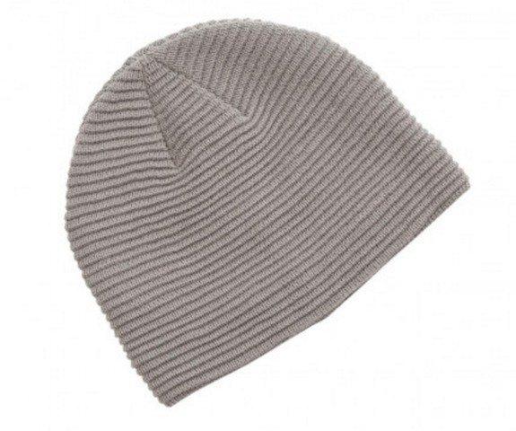 Ruga Knit Beanie Grey