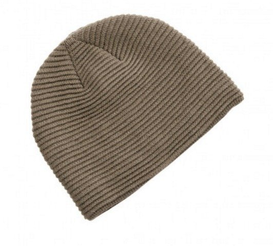 Ruga Knit Beanie Taupe