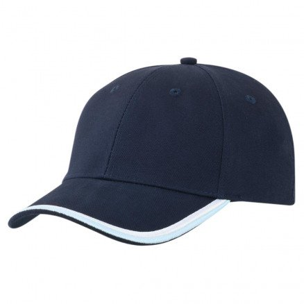 Slipstream Cap Navy White Powder Blue