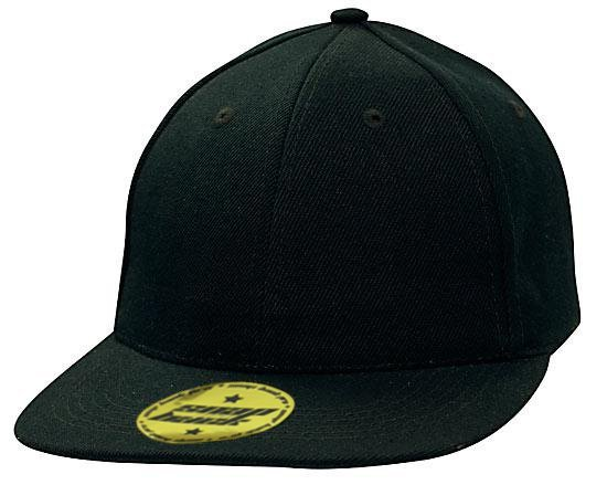 Snap Back Pro Style Premium American Twill Cap Navy