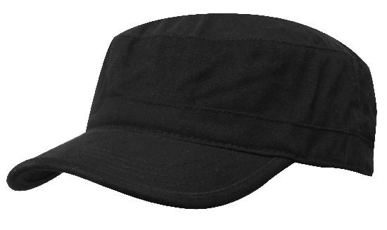 Sports Twill Military Cap - Custom Embroidered MIlitary Caps  4a24897223c