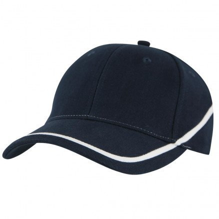 Sunset Cap - Navy White Navy