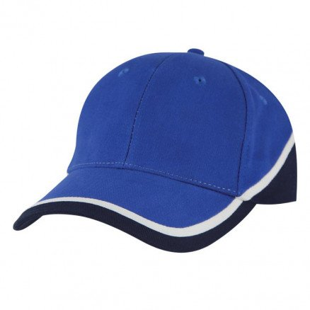 Sunset Cap - Royal White Navy