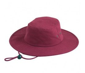 Surf Hat 4287-Maroon