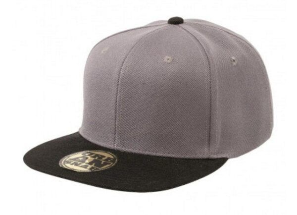Urban Snap Cap - Charcoal Black