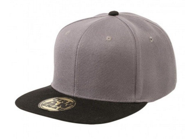 Urban Snap Cap - Charcoal Black