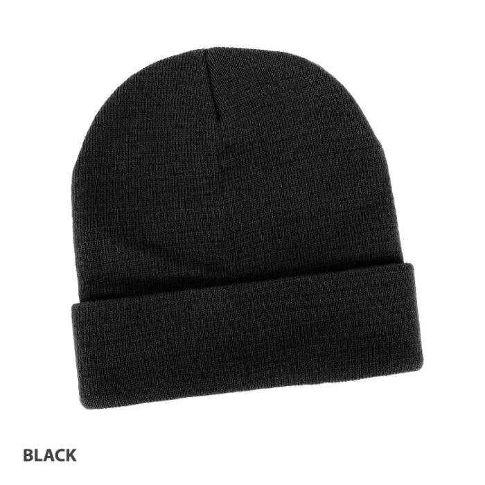 Acrylic Beanie Black