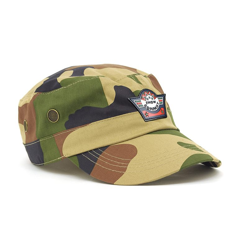 c33c295c6e62e Camo Military Cap - Custom Promotional Camo Military Caps