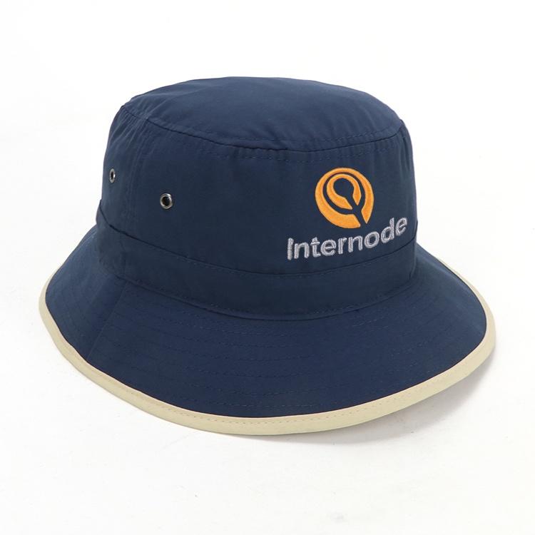 c103d51d7350a Microfibre Bucket Hat - Custom Embroidered Bucket Hats