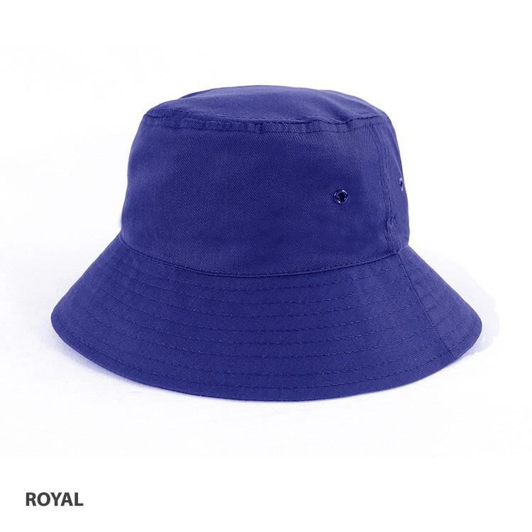 bae39c876bf Polycotton School Bucket Hat - Custom Printed Bucket Hats