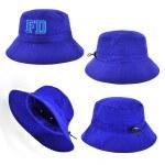 Polyviscose School Bucket Hat