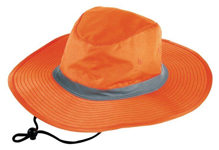 Hi Vis Reflector Safety Hat - Branded Promotional Sun Hats  9efd22fa758
