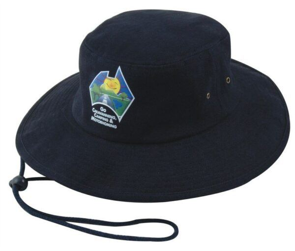 Brushed Heavy Twill Sports Hat