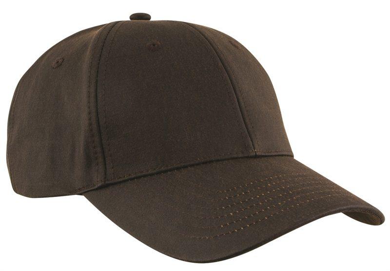 Rigger Oilskin Look Cap