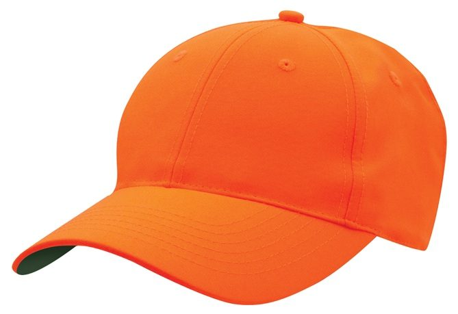 Hi Vis Cap - Orange