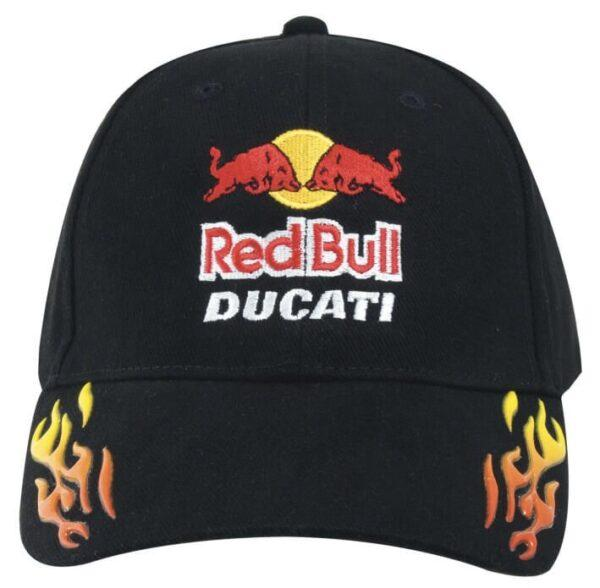 Sonic Weld Flames Brushed Heavy Cotton Cap