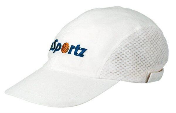 Brushed Cotton Running Cap