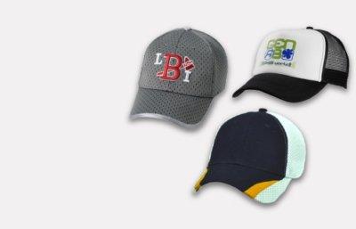 Trucker Mesh Caps