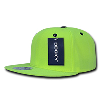 Neon Acrylic Snapback