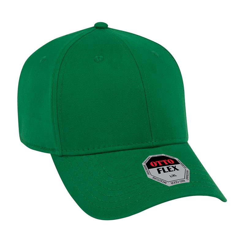 Otto Flex Stretch Cotton Twill Cap