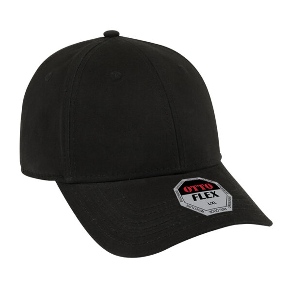 Otto Flex Ultra Fine Brush Stretch Cotton Cap