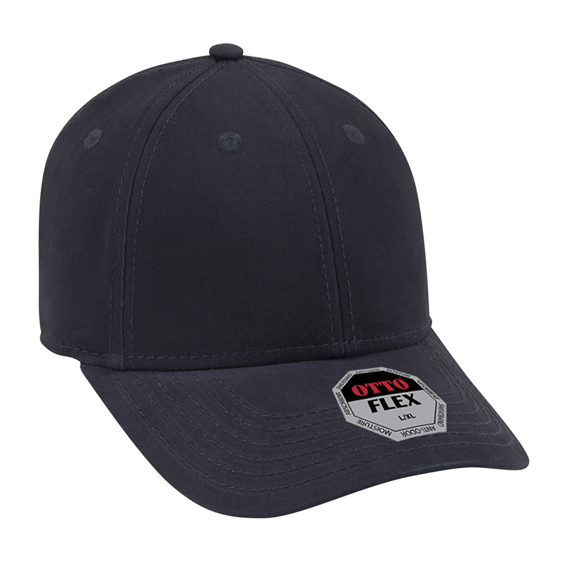 Otto Flex Ultra Fine Brush Stretch Cotton Cap