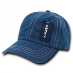 Contra Stitch Washed Polo Cap
