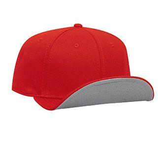 Full Otto Flip Cotton Twill Flat Cap