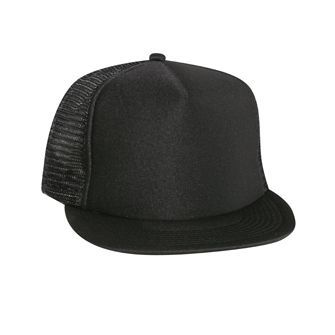 High Crown Golf Mesh Cap