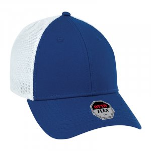 Otto Flex Stretch Poly Mesh Back Cap