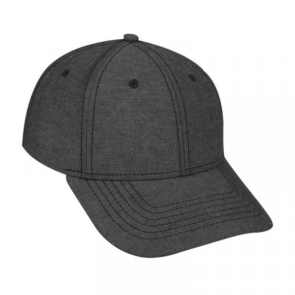 Chambray Low Profile Cap